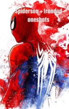 Spiderson + Irondad oneshots (requests open) by antisocialweird0