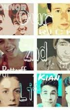 if looks could kill then im dead (o2l and tyde levi  & youtuber fanfic) by MackenzieAnn7