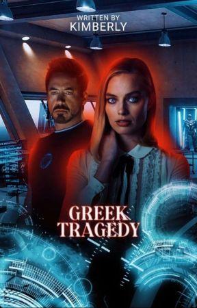 Greek Tragedy ° TONY STARK by smolderholders
