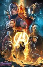 Avengers Endgame Imagines by IrishPrincess_16