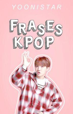 Frases Kpop Frase Para Haters 3 Wattpad