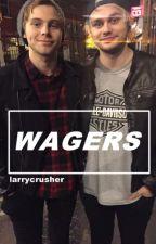 wagers ✿ muke clemmings by larrycrusher