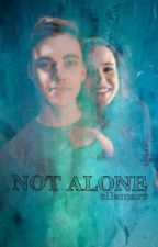Not Alone (A Jon Cozart love story) by Ellamare