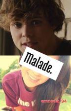 Malade. by amnesia_94