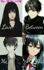 Love Between Me and You by MaeKim_143