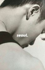 seoul || mark lee by hozeokz