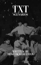 TXT SCENARIOS(REQUEST OPEN) by hoseokxhaechan