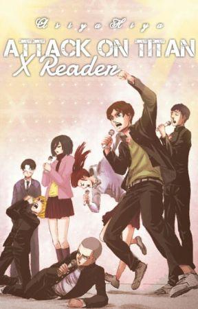 Attack on Titan X Reader - Reader X Levi ~ Trapped - Wattpad