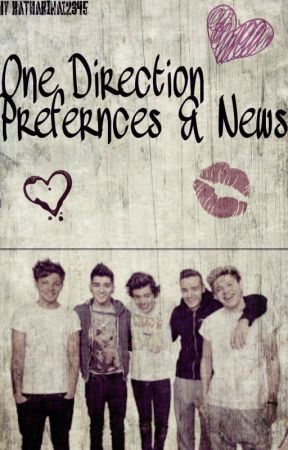 One Direction Preferences & News by Katharina12345
