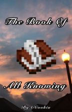 Book of All Knowing by CCookia