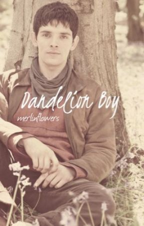 Dandelion Boy ➳ Merthur by merlinflowers