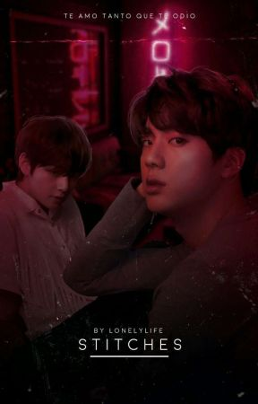 Stitches [Taejin / Jintae] +18 by ImGoingLonely