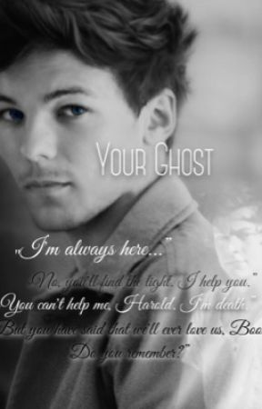 Your Ghost by hazzasboogirls