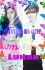 Living In One House With EXO's Luhan by Luhanx0802