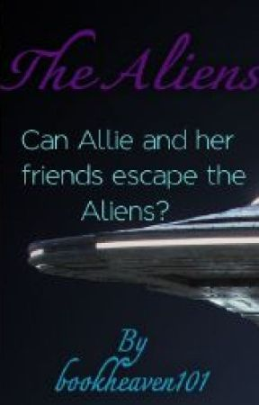 The Aliens by bookheaven101