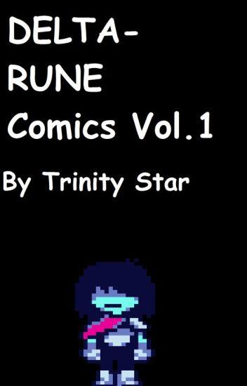 Deltarune Comics Vol.1