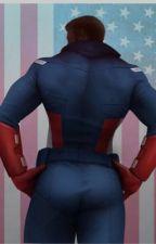 Captain America's Mission(boy x boy smut) by FikyX60