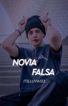 Novia Falsa ➳ Kevin Pazmiño y Tú by itslluvia123