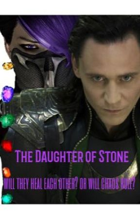 The Daughter of Stone by Aspen14Sanders