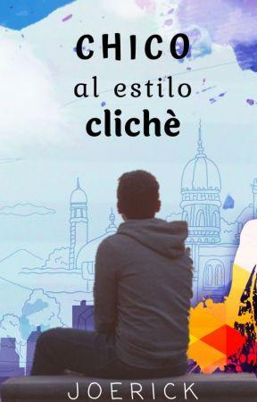 Chico al estilo cliché    Joerick by DramaQueenAV