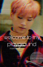 welcome to my playground    markhyuck  by haechanmarkeu