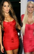 Nikki Bella and Maryse: Lonely, Horny Cougars  by Tonguewreslegal