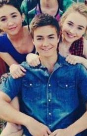 love at first sight (Sabrina carpenter  rowan Blanchard and Peyton meyer story) by Disneylovers