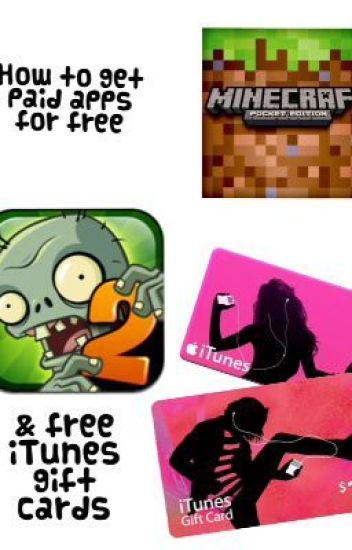 How too get paid apps for free and free iTunes gift card
