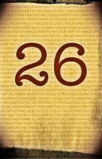 26 by Sofiendo