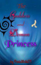 The Goddess and Demon Princess by ParisWhite271