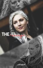 the revenge || The 100  by kvlood