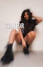 traitor | oscar diaz by spookysblock