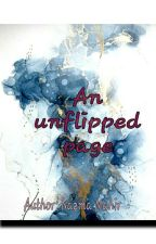 An Unflipped page  by mahirnazma