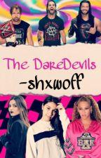 THE DAREDEVILS•Shield x OCs by sprklypsycho