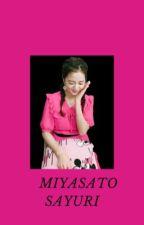 MIYASATO SAYURI | EXO'S 13TH MEMBER by MOONJONGHYUN
