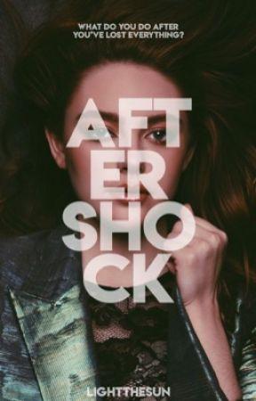 Aftershock - Avengers Endgame by LightTheSun