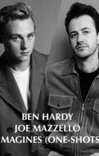 BEN HARDY / JOE MAZZELLO IMAGINES by JamFBG