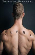 Alpha (Alpha & Omega #2) by writerbrittanyb