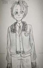 """""""Don't look at me...""""//Depressed aph America// by SadPennsylvanian"""