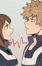 Who Could It Be? /Kacchako Soulmate AU/ by allmightysnail
