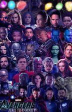 Avengers: Zero to Infinity by Liliane-Cortez