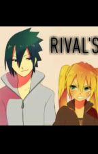 Rival's ~NarukoxSasuke by Thatoneakwardfella