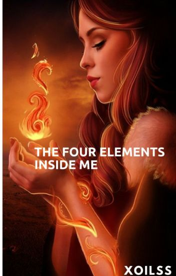 The four elements inside me