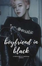 BOYFRIEND IN BLACK | pjm by flarestear