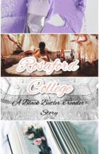 Rosaford College (A Black Butler x reader story) by ZoldaZoe