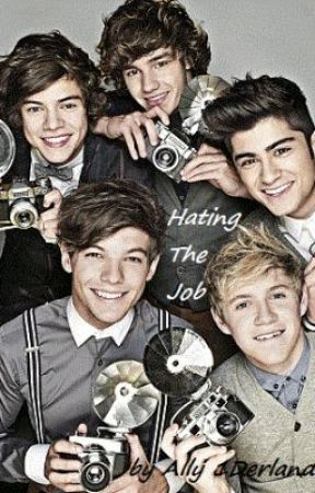 Hating The Job (One Direction FanFic) by puhippie
