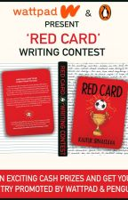 Red Card Writing Contest by KautukSrivastava