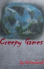 Creepy Games by VinierLeek