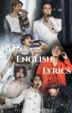 BTS English Lyrics by Hobi_Jiminie