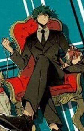 [villain deku] Manipulation by NekoNekoyama